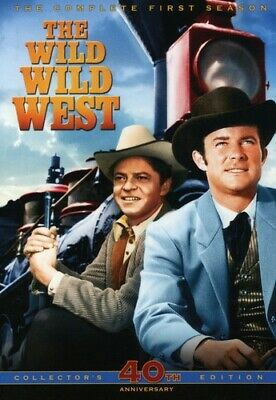 Wild Wild West: The Complete First Season [Anniversary Edit (DVD Used Very Good)