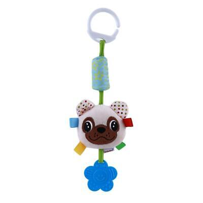Newborn Wind Chimes Baby Plush Rabbit Bed Stroller Infant Rattles Bell Toy BL