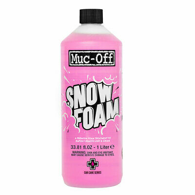 Muc-Off Snow Foam - 1 litre