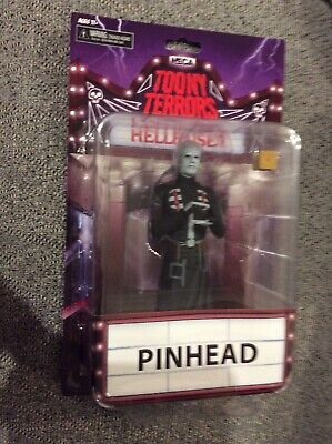 "NECA Toony Terrors Series 2 6"" Scale Action Figure - Pinhead (Hellraiser)"