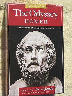Homer: The Odyssey (Audio Cassettes)