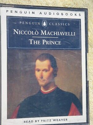 Machiavelli: The Prince (Audio Cassettes)