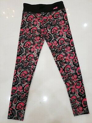 Avia Youth Girls Multi-color Athletic Leggings Size 6-6X (S)