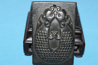 Chinese Master Hand Carved Hongshan Culture Old Jade Amulet Pendant