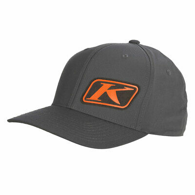 Klim K Corp Cap Grey / Orange
