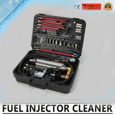 Non-dismantle Fuel Injector Cleaner GX100 Air Intake System Cleaning Tool Kit US