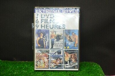 Dvd Pour Adultes Extreme Style Gay Prestigieux 6 Films 9 Heures