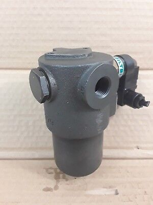"MP Filtri Hydraulic Pressure Filter FMP 065 M1BAG1 6 Micron 250BAR 1/2"" Ports *"