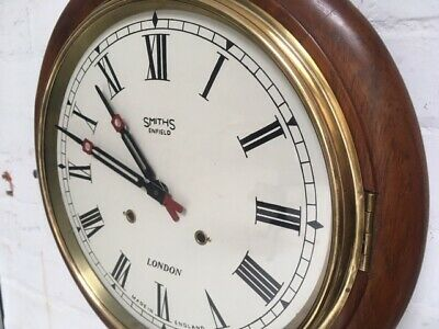 Antique SMITHS Wall Clock