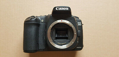 Canon EOS 20D Body Only 24.2 MP DSLR Camera - Black