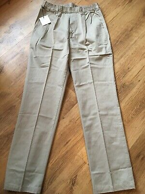 """Marks And Spencer M&S Comfort Chinos W36 L35"""" Bnwt"""