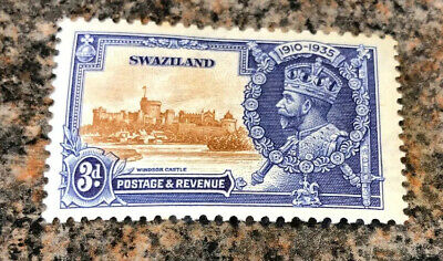 British Commonwealth Stamps. Swaziland Stamps. 1935. MM