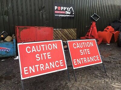 site safety signs. Caution Site Entrance Signs. Traffic Management Signs. New