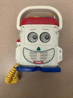 Playskool Disney Toy Story 2 Talking Mr. Mike MIC Voice Changer PS368 Dated 1996