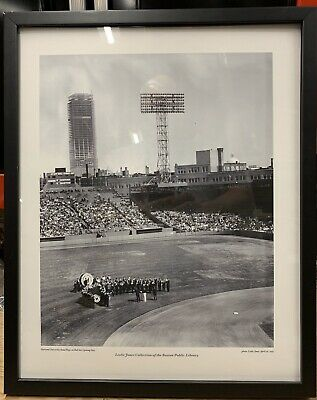 Red Sox Opening Day at Fenway Park 1963