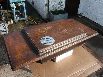 Singer Sewing Machine Table Top With Centre Drawer  Only.