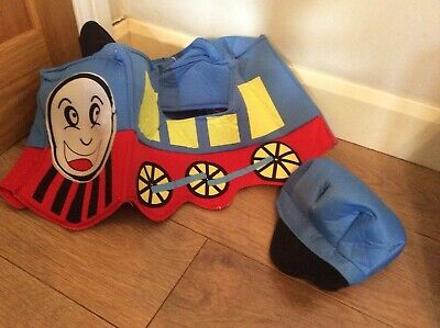 Stand In Toddler Boys Thomas Train Fancy Dress Costume 92-104cms 2-4 yrs