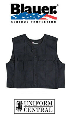 New Blauer DARK NAVY FlexRS ArmorSkin XP Vest Outer Carrier Uniform Cover 8360XP