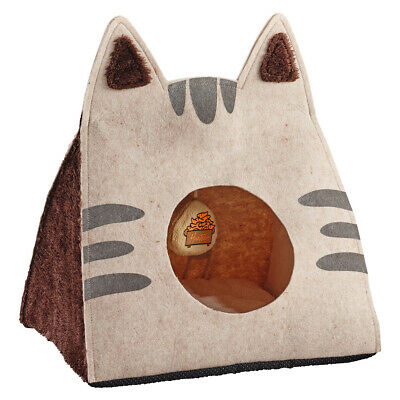 Hunter Grotte pour Chat Lille Beige / Braun, Neuf