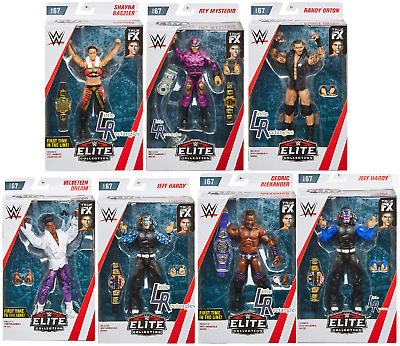 WWE Figures - Elite Series 67 - Mattel - Brand New - Boxed - SHIPPING COMBINES
