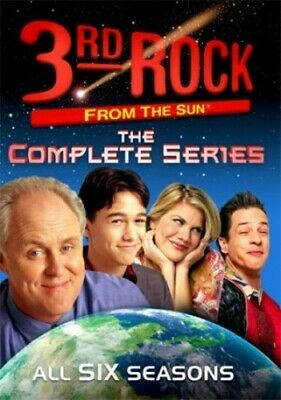3rd Rock From the Sun: The Complete Series (DVD Used Very Good)