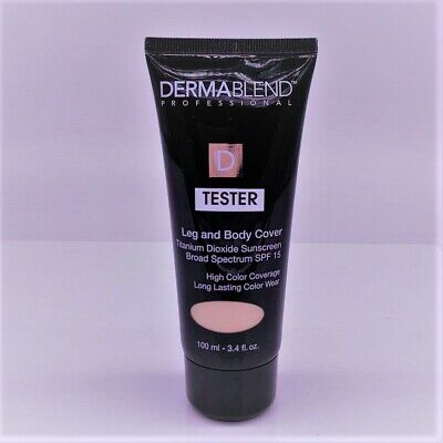 Dermablend Leg and Body Cover SPF 15 , IVORY , 100 ml [TESTER]