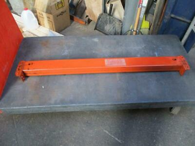 "Interlake 48"" x 4"" Teardrop Style Load Beams Supports Cross Members USED 48"""