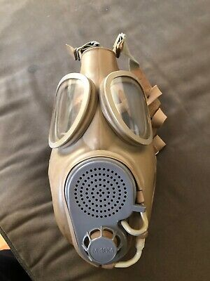 Czech Republic Gas Mask M 10M