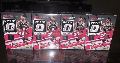2019-20 Panini Optic Basketball Blaster Box (BRAND NEW SEALED)