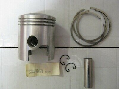 Lambretta  Li,Sx,Gp 125,150 Conversion Piston Kit 62.4 New