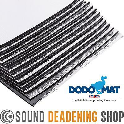 Dodo Thermo Liner SE Camper Van Insulation 6mm 12 Sheets Thermal Sound Proofing