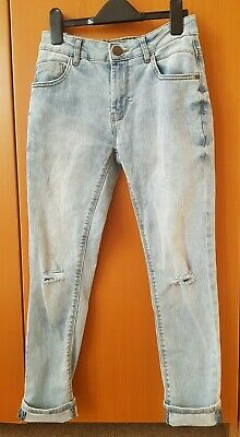 Next Jeans Kid's,11 yrs, 146cm, Light blue