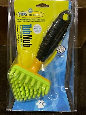FURminator TubNub Bathing Brush New in Packaging