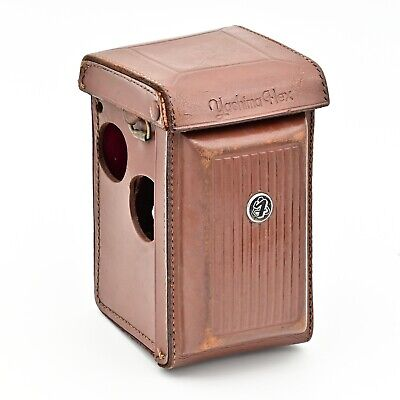 Yashimaflex by Yashica Brown Leather Ever Ready Case