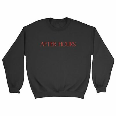 After Hours - Unisex Sweatshirt - The Weeknd Starboy Album Tour Concert