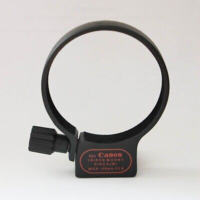 Tripod mount ring for Canon A(W) EF 100mm f/2.8 USM Macro