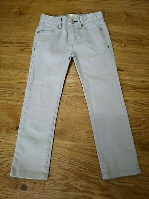 Boys Boden Grey trousers size 3 years