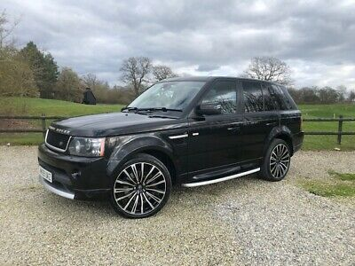 2010 Land Rover Range Rover Sport Hse Autobiography Tdv6 3.0 Diesel Automatic