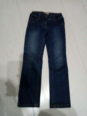 Girls Esprit Jean's Trousers Size7 Yrs VGC