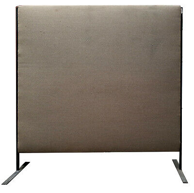 Freestanding Office Dividing Panels 1500mm (H) x 1500mm (W) x 40mm thick, 1off
