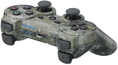 Official Sony PlayStation Dualshock 3 Wireless Controller Urban Camo (PS3) FBA