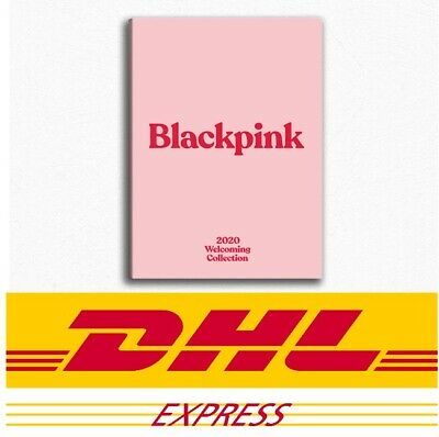 BLACKPINK 's 2020 WELCOMING COLLECTION Official Seal Photocard Jennie Express