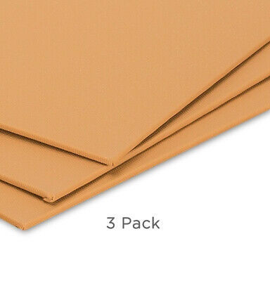 Paramount Pro-Tone Canvas Panel 3-Pack Sahara 16X20