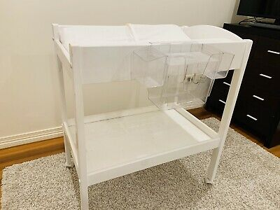 Baby Change Table & Organiser