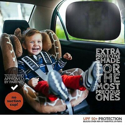[Protect Baby Children Kids Pet from Sunlight] Car Sun Shades Cover Car Window