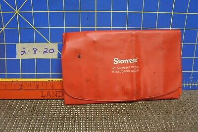 Starrett S579H Telecoping Gages