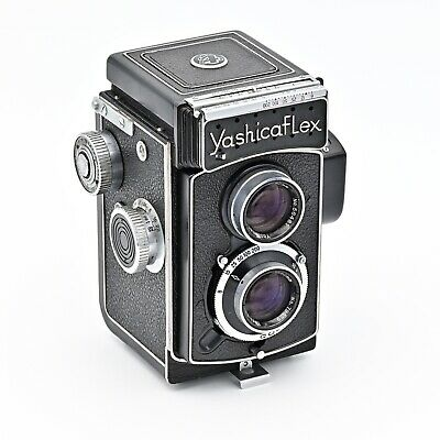 YashicaFlex S 120 6x6 TLR Twin Lens Film Camera SUPERB CONDITION