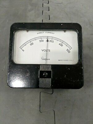 Simpson Direct Current/Volt Meter Model 29