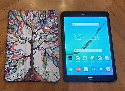 Samsung Galaxy Tab S2 SM-T818A 32GB, Wi-Fi + 4G Cellular (AT&T), 9.7in, Flawless