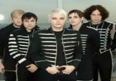 2 or 4 MY CHEMICAL ROMANCE Oakland Arena BEST LOWERS Sec 127 Row 2 10/6/2020